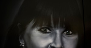 Jen close up