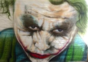 Heath Ledger / The Joker